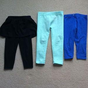 Girls 3T leggings